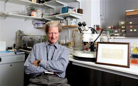 Chủ nhân giải Nobel từng bị chê không có tương lai khoa học