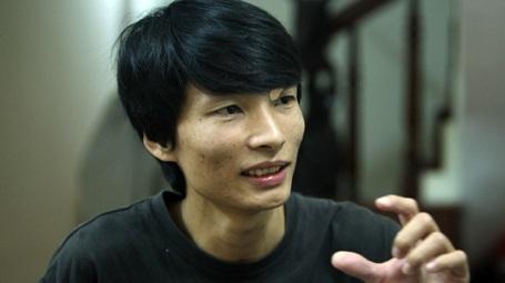 TS Đinh Trần Phương. (Ảnh: Việt Dũng)
