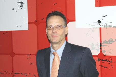 Ông Chris Jeffery, Giám đốc Học vụ, British University Vietnam (Đại học Anh Quốc VN).