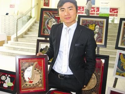 Nguyễn Đình Quân với tác phẩm đầu tay