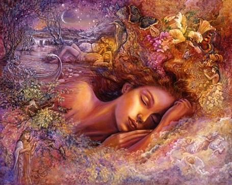 Giấc mơ đẹp (Ảnh có tính minh họa).
