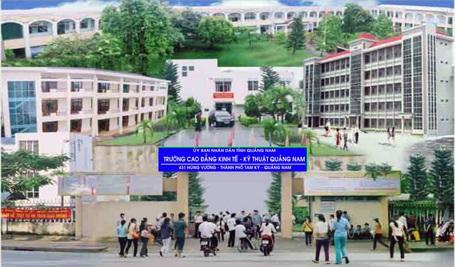 Trường Cao đẳng Kinh tế - Kỹ thuật Quảng