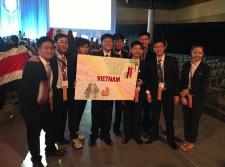 Rumani đoạt giải cao nhất Hội thi Intel ISEF, Việt Nam giành 2 giải Tư