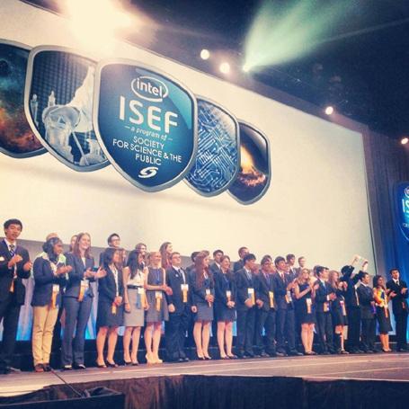 Học sinh Rumani đoạt giải cao nhất Hội thi Intel ISEF 2013