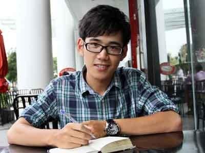 Trần Việt Linh nhận học bổng toàn phần 58 ngàn USD/năm.