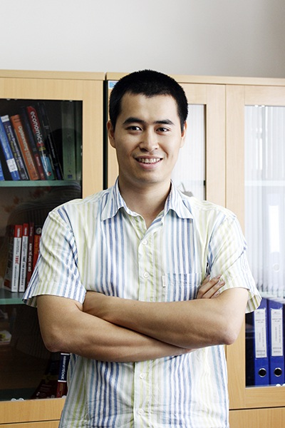 ThS Vũ Chí Thành - Giám đốc FPT Polytechnic Hà Nội.