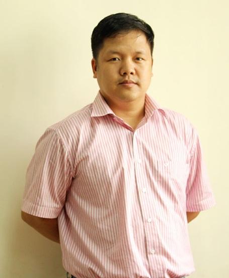 TS Đàm Quang Minh - Giám đốc FPT Polytechnic Việt Nam.