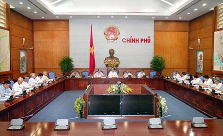 Thủ tướng chủ trì cuộc họp về đề án đổi mới giáo dục