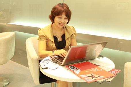 Bà Lê Thị Minh Thảo, Giám đốc Marketing và Tuyển sinh British University Vietnam
