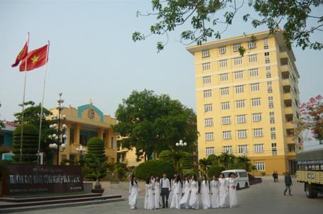 Trường CĐ Công nghiệp và Xây dựng