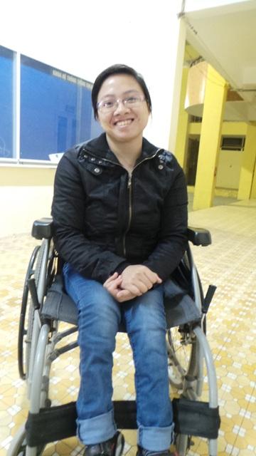 Phạm Thị Hương là sinh viên xuất sắc Học viện Tài chính.