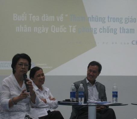 Bà Tôn Nữ Thị Ninh lo lắng việc tham nhũng vặt, bào mòn các giá trị sống của con người và xã hội
