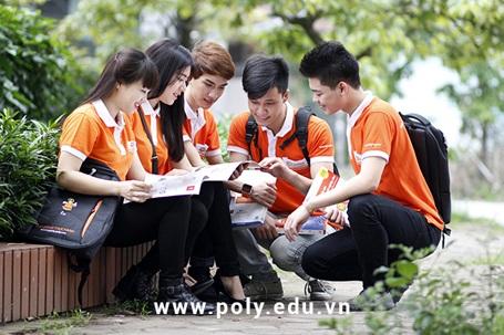 FPT Polytechnic xét tuyển cao đẳng dựa vào hồ sơ THPT.