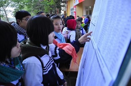 Vòng 1 cuộc thi sẽ diễn ra tại Trường THCS Lê Qúy Đôn (Hà Nội).