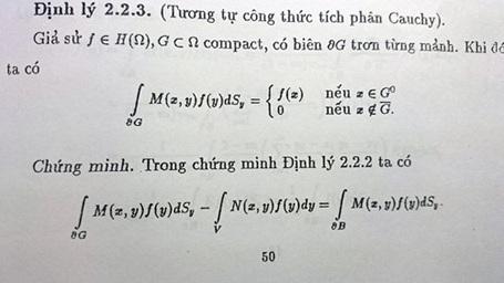 Luận án Phó tiến sỹ năm 1996 của PGS Nguyễn Cảnh Lương cho thấy