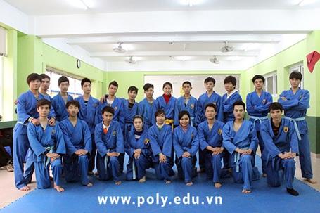 Vovinam được Cao đẳng FPT Polytechnic đưa vào giảng dạy tại bộ môn Giáo dục thể chất cho ųinh viên.