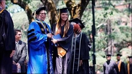 Sinh viên Trường Santa Rosa Junior College (SRJC)