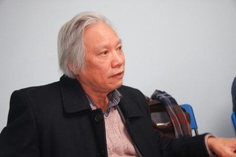 PGS.TSNguyễn Văn Huy. (Ảnh: Tiến Mạnh)