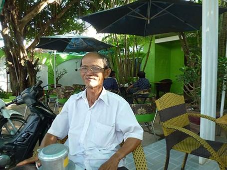 Ở tuổi 57, thầy Tâm vẫn bận rộn với nhiều hoạt động từ thiện vì cộng đồng