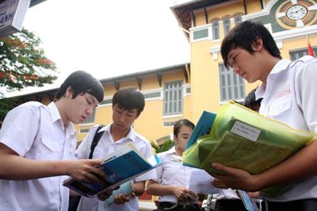 Nộp hồ sơ ĐKDT đại học, cao đẳng 2014, thí sinh cần chú ý thực hiện theo Quy chế mới của Bộ GD-ĐT.