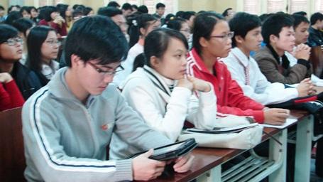 Cần xây dựng văn hóa đánh giá giảng viên trong giảng đường đại học. (Ảnh minh họa)