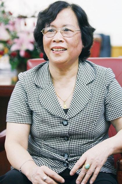 Bà Phạm Thị Hải Chuyền - Bộ trưởng LĐ-TB&XH