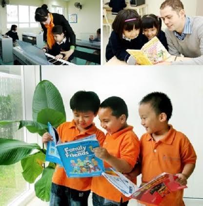Khẳng định chất lượng giáo dục song ngữ.