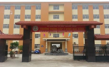Trường Trung cấp Y dược Bắc Ninh (địa chỉ: Phường Khúc Xuyên - TP Bắc Ninh - Bắc Ninh)