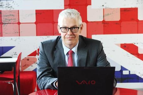 Ông Chris Jeffery - Giám đốc học vụ Đại học Anh Quốc Việt Nam BUV