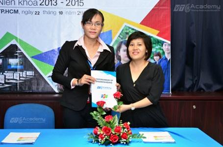 Ký kết hợp tác tuyển dụng giữa VTC Academy & FPT Software
