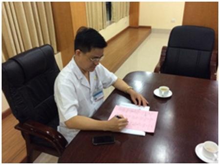 Phó giáo sư, Tiến sĩ Trịnh Đình Hải, Chủ tịch Hội Răng Hàm Mặt Việt Nam