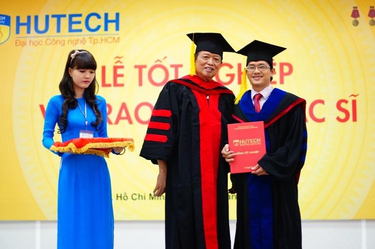 HUTECH là trường ĐH đầu tiên của Việt Nam được đào tạo Thạc sĩ Du lịch