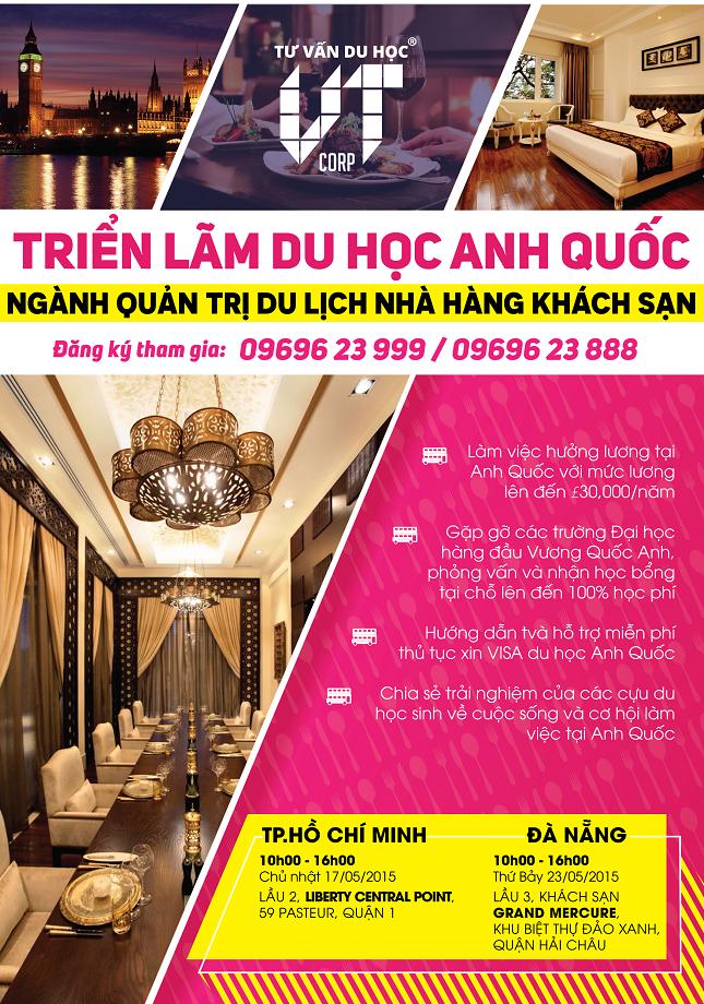 Triển lãm năm nay sẽ được tổ chức tại cả TPHCM & Đà Nẵng