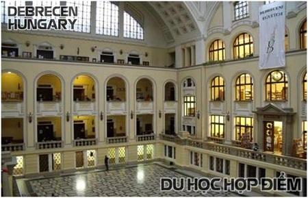 Viện ĐH Y khoa Debrecen (Hungary)