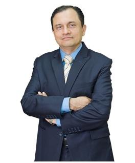 Ông Ashish Joshi - Tổng giám đốc Tập đoàn ICP