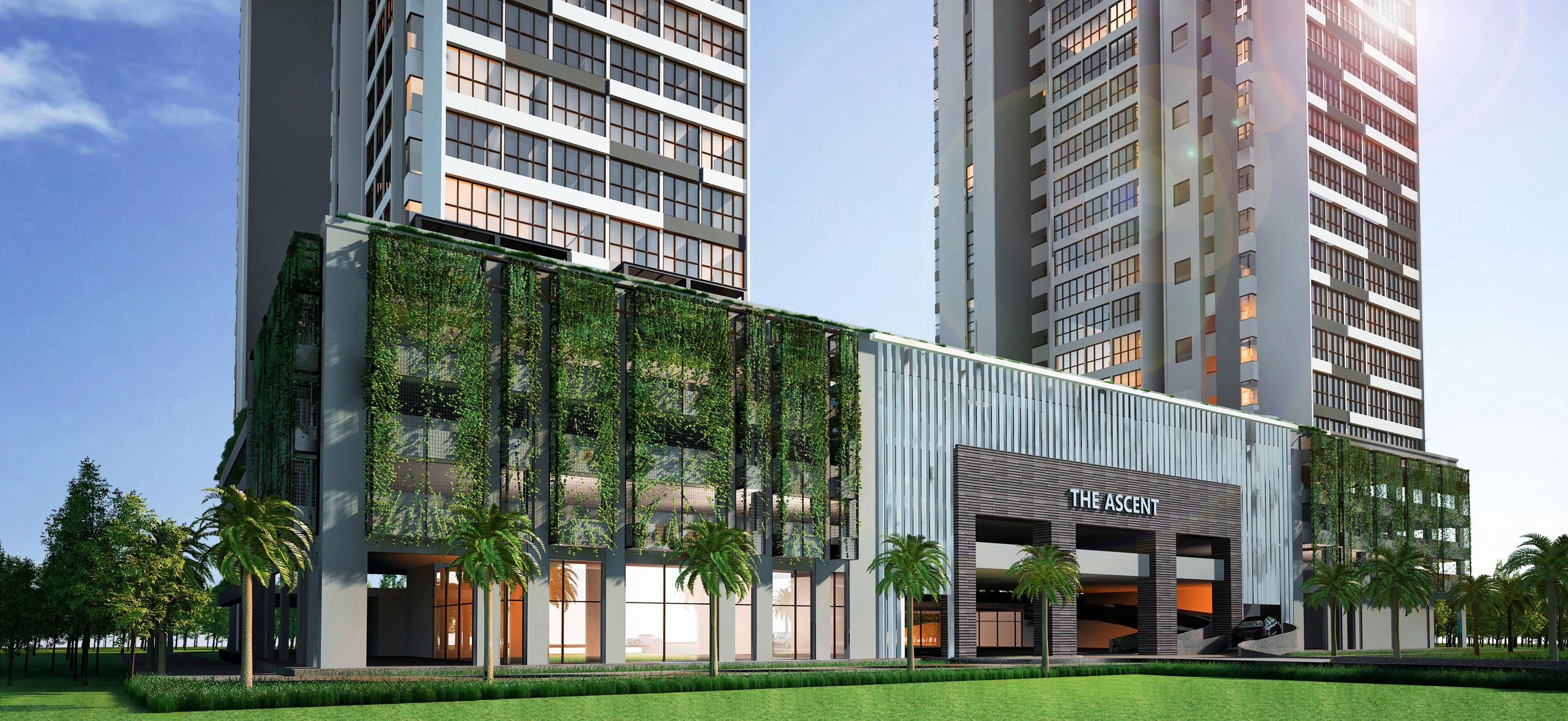 The Ascent - Thao Dien condominiums đạt chứng chỉ Edge của tổ chức tài chính quốc tế