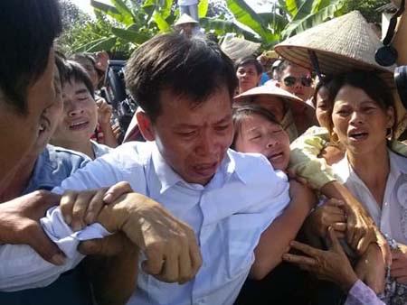 Đó là câu hỏi day dứt mình suốt từ khi xảy ra vụ án oan thảm khốc của ông Nguyễn Thanh Chấn.