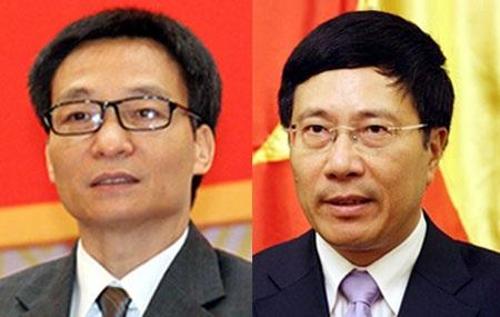Cảm hứng từ sức trẻ của hai tân Phó Thủ tướng