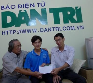 Nhà báo Phan Huy (