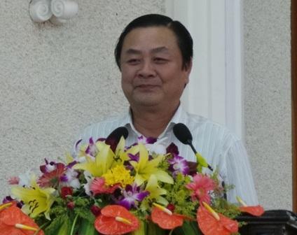 Tân Bí thư Tỉnh ủy Đồng Tháp Lê Minh Hoan