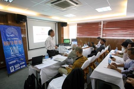 """""""Nóng bỏng"""" vòng Chung khảo Nhân tài Đất Việt 2011 - 2"""