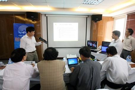 """""""Nóng bỏng"""" vòng Chung khảo Nhân tài Đất Việt 2011 - 3"""