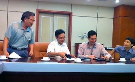 Ông Trần Đăng Tuấn được bầu làm Phó Chủ tịch Hội truyền thông số - 1