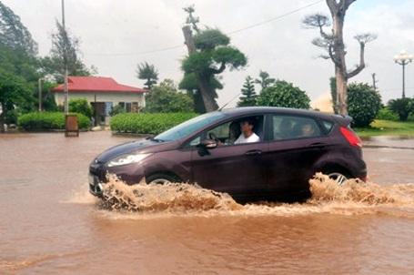 Bão số 3 suy yếu thành áp thấp nhiệt đới - 10
