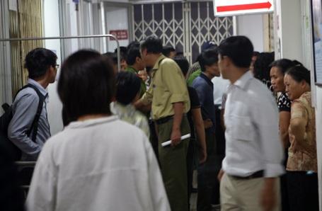 Nghi án bắt cóc trẻ sơ sinh tại BV Phụ sản Trung ương - 2
