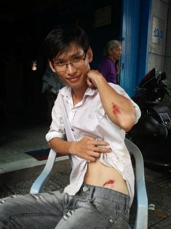 Anh Nguyễn Đăng Khoa kể lại quá trình truy bắt bọn trộm bằng thiết bị iCloud