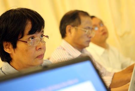 PGS.TS Lương Chi Mai- Phó giám đốc Viện CNTT