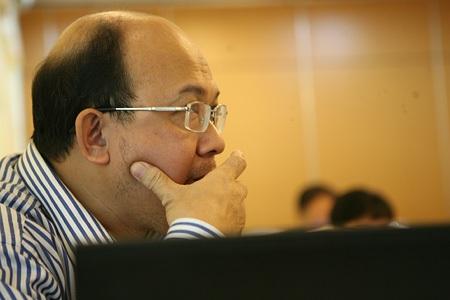 PGS.TS Nguyễn Minh Dân- Hội Đồng Khoa học Chương trình CNTT NN