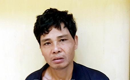 Đối tượng Trần Khoa Hùng.