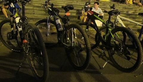 Thú chơi xe đạp đắt tiền xuất hiện nhiều ở Hà Nội trong vài năm gần đây